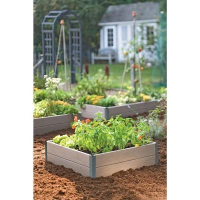 Forever Raised Bed, 3' x 3' - Gardener's Supply Co.