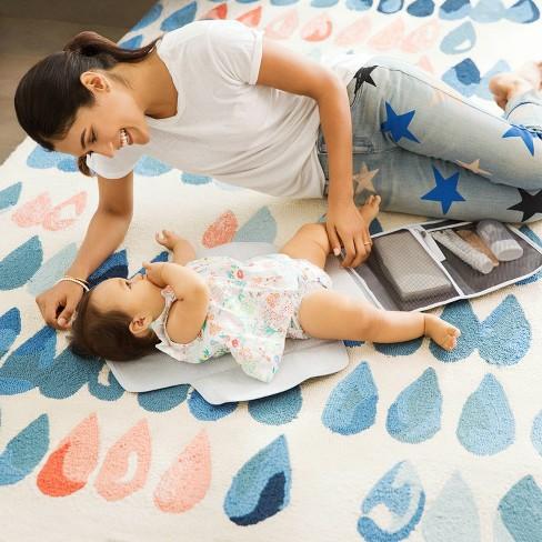 munchkin designer diaper change kit target