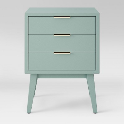 Hafley Three Drawer End Table - Project 62™