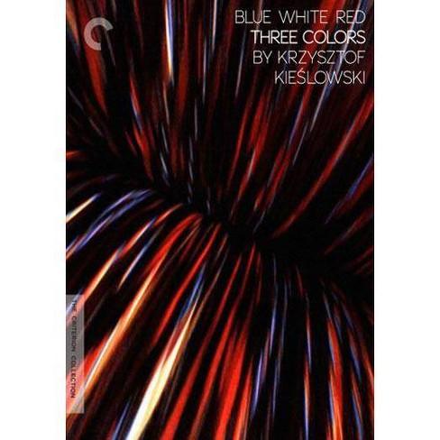 Kieslowski's Three Colors: Blue, White, Red (DVD) - image 1 of 1
