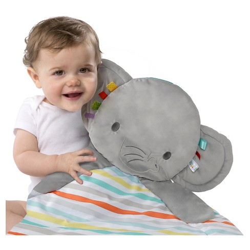 Large Deluxe; Good Tummy Time! Baby Baby Gyms & Play Mats Bright Starts Plush Hug-n-cuddle Activity Gym