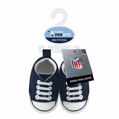 MasterPieces NFL New England Patriots Baby Fanatic Pre-Walkers
