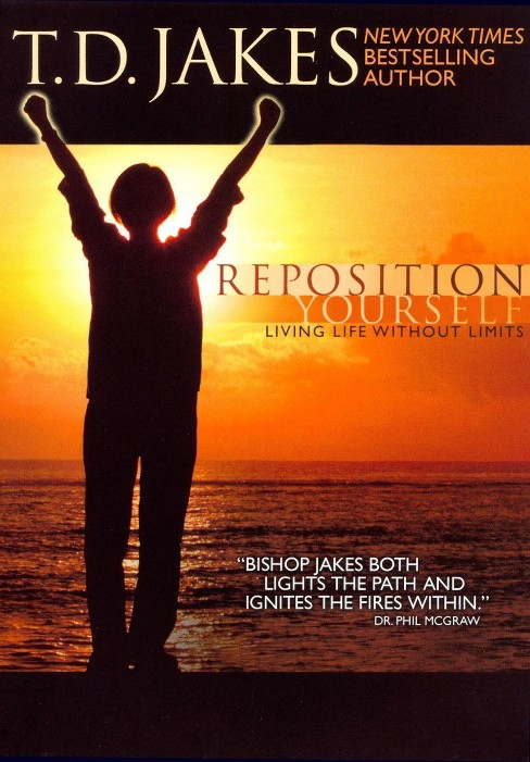 Td jakes reposition yourself:Living l (DVD) - image 1 of 1