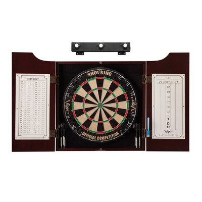 Viper Hudson All-in-One Dart Center and Shadow Buster Dartboard Light Bundle