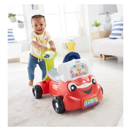 Fisher-Price Laugh and Learn 3-in-1 Smart Car image number null