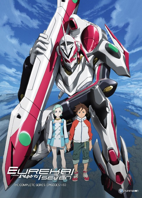 Eureka seven:Complete series (DVD) - image 1 of 1