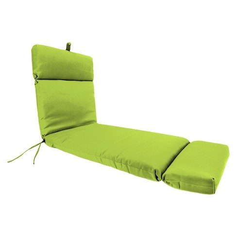 Jordan French Edge Chaise Lounge - Green Opaque - image 1 of 1