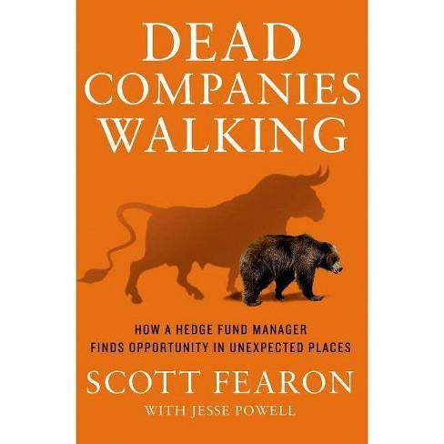 Dead Companies Walking - by  Scott Fearon & Jesse Powell (Hardcover) - image 1 of 1