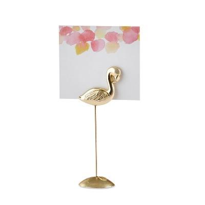 12ct Kate Aspen Flamingo Place Card Holder