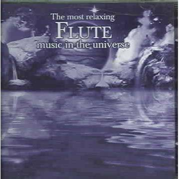 Various Artists - The Most Relaxing Flute Music In The Universe (2 CD)
