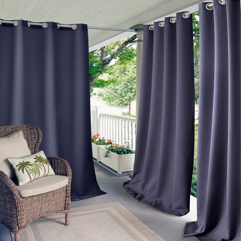 Window Curtain For Patio Porch