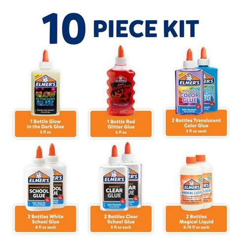 Elmer's 10ct Ultimate Slime Kit
