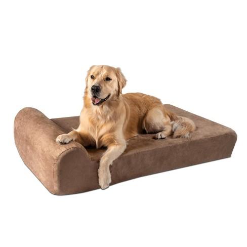 Big Barker 7 Orthopedic Dog Bed Headrest Edition Target