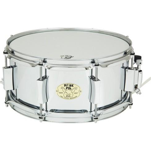 Pork Pie Little Squealer Steel Snare Drum - image 1 of 3