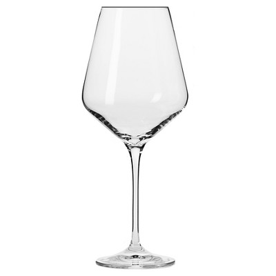 KROSNO Vera Large Wine Glasses 16oz. Set of 6
