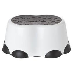 Bumbo Step Stool -White & Black