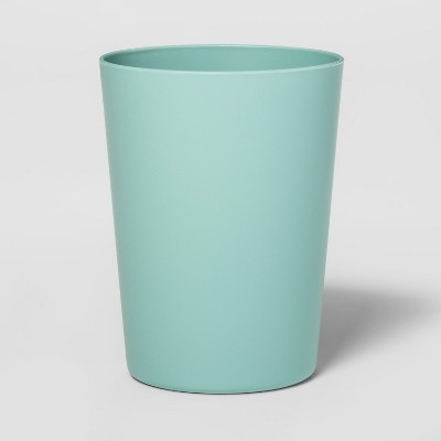 18oz Plastic Short Tumbler Green - Room Essentials™