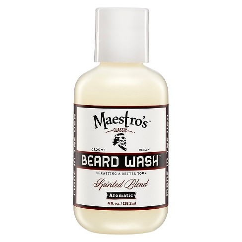 Maestro's™ Classic Beard Wash Spirited Blend - image 1 of 1