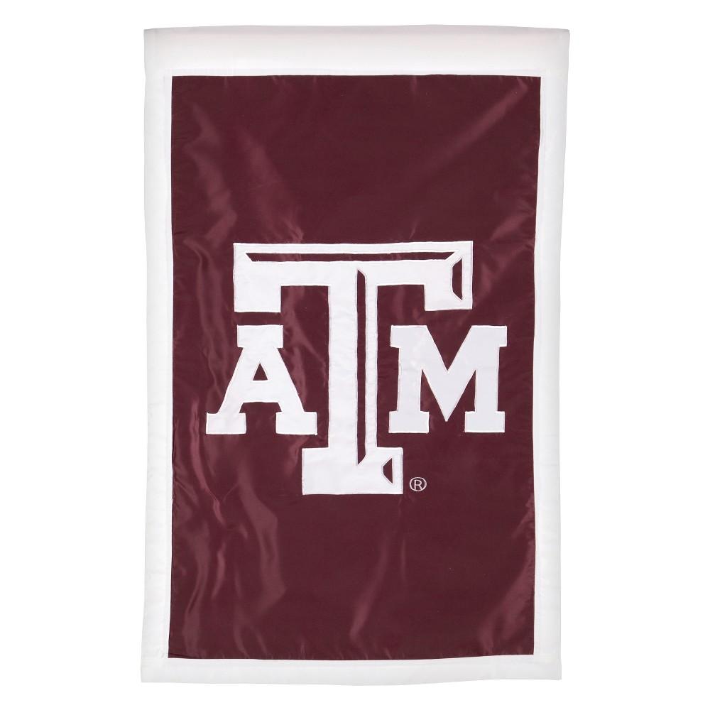 Texas A&m Aggies Applique House Flag