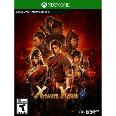 Xuan Yuan Sword 7 - Xbox One/Series X