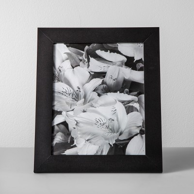 Wide Single Image Frame Black 8 x10  - Made By Design™