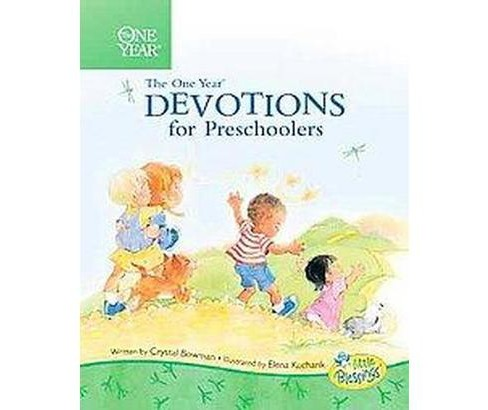 One Year Book of Devotions for Preschoolers (Hardcover) (Crystal Bowman) - image 1 of 1