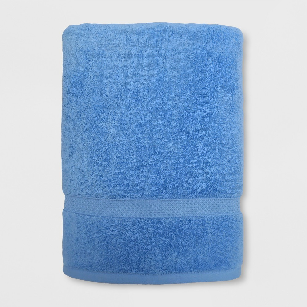 Soft Solid Bath Sheet Light Blue - Opalhouse