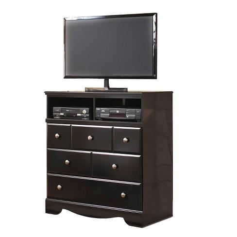 Dresser Almost Black - Signature Design by Ashley - image 1 of 3