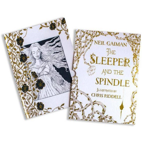 The Sleeper and the Spindle Deluxe Edition - by  Neil Gaiman (Hardcover) - image 1 of 1