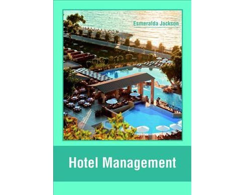 Hotel Management -  (Hardcover) - image 1 of 1