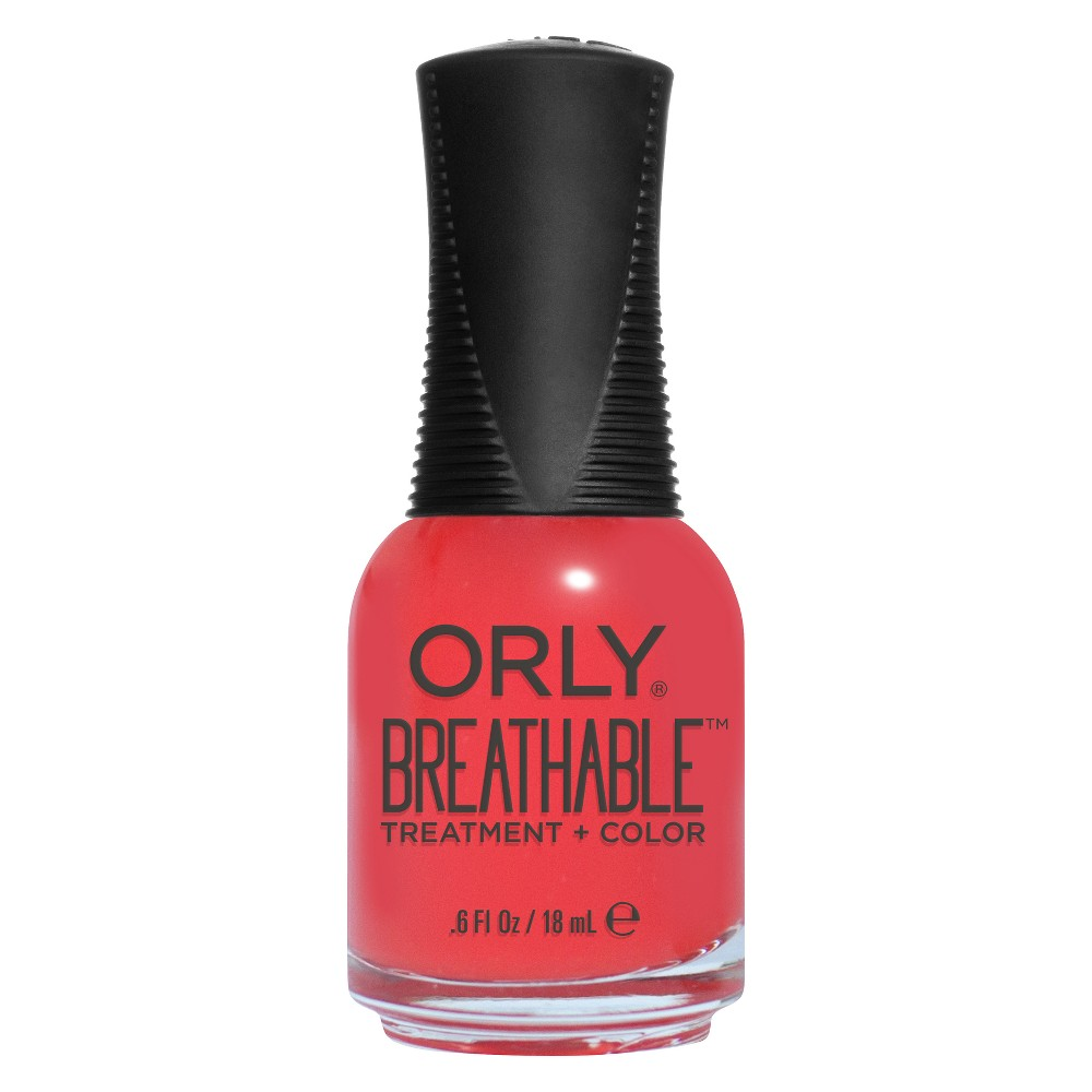 Image of ORLY Breathable Treatment + Color Nail Polish Beauty Essential - 0.6 fl oz