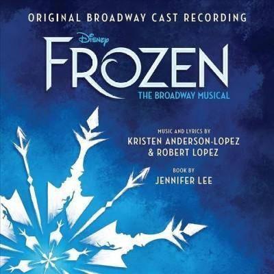 Various Artists - Frozen - The Broadway Musical (CD)