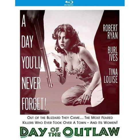 Day Of The Outlaw (Blu-ray) - image 1 of 1