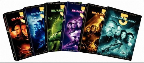 Babylon 5:Complete series (DVD) - image 1 of 1
