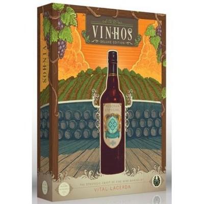 Vinhos Deluxe (2017 Edition) Board Game