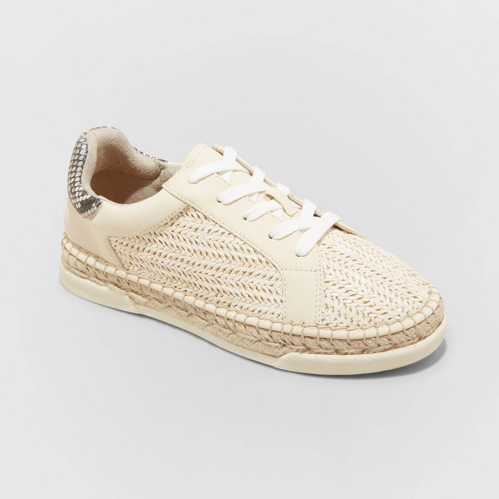 Women 39 S Shaelyn Espadrille Sneakers Universal Thread 8482 Taupe 5 5
