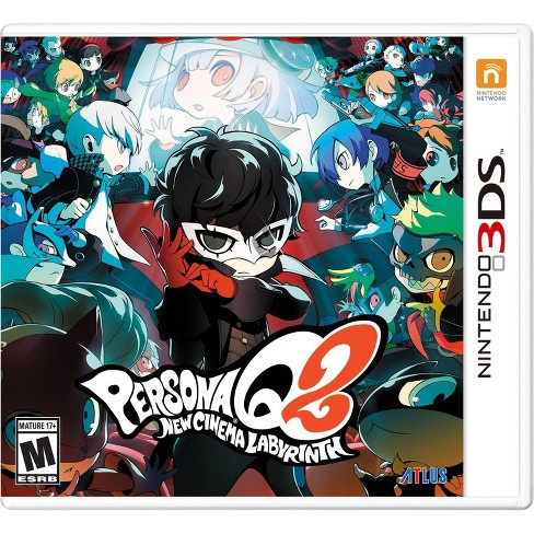Persona Q2: New Cinema Labyrinth - Nintendo 3DS - image 1 of 4