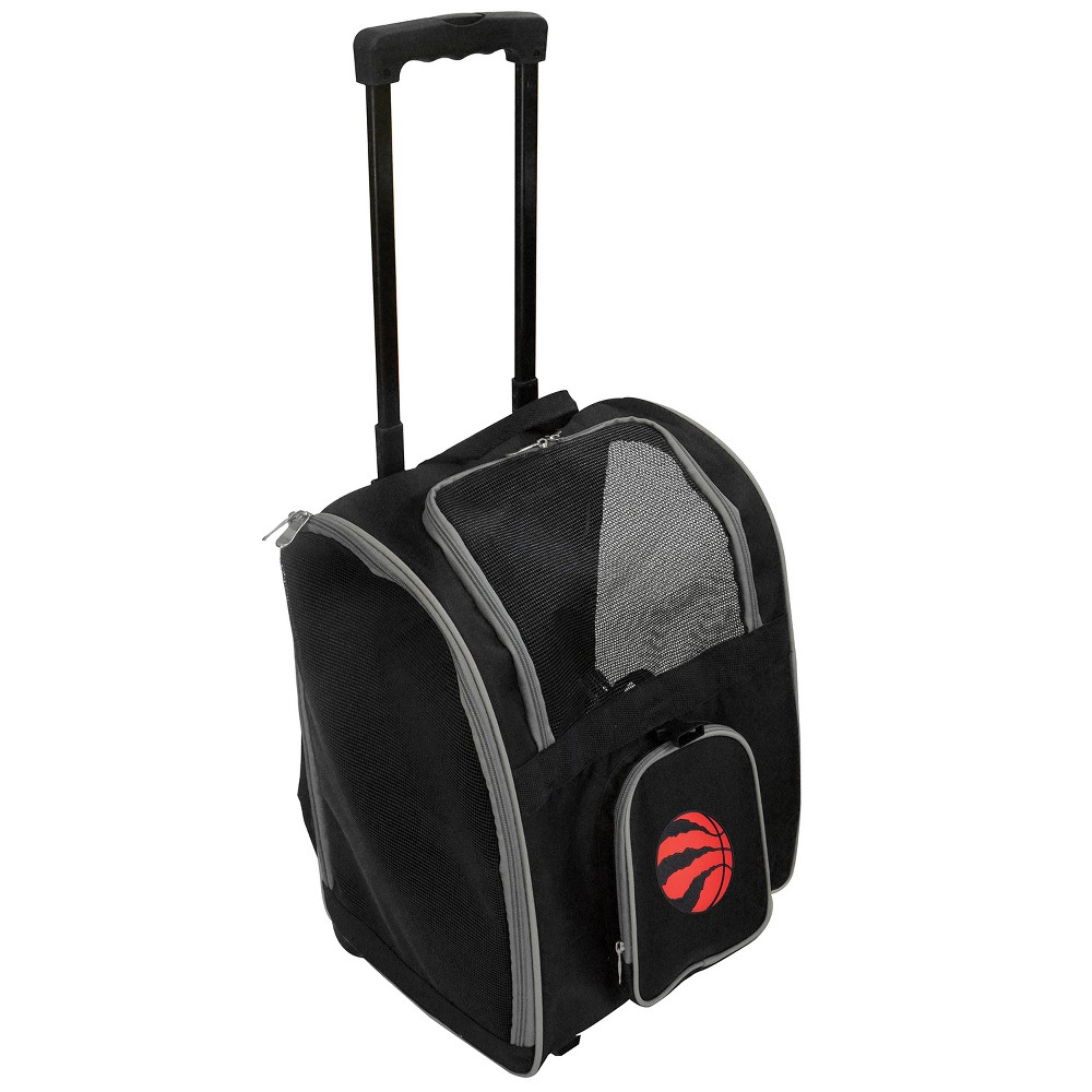 Toronto Raptors Premium Dog and Cat Carrier with Wheels