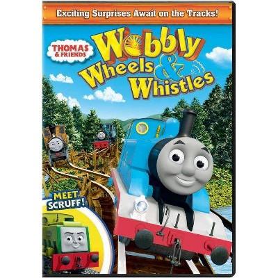 Thomas & Friends: Wobbly Wheels & Whistles (DVD)
