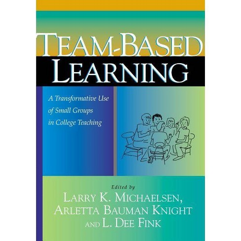 Team-Based Learning - (Paperback) - image 1 of 1
