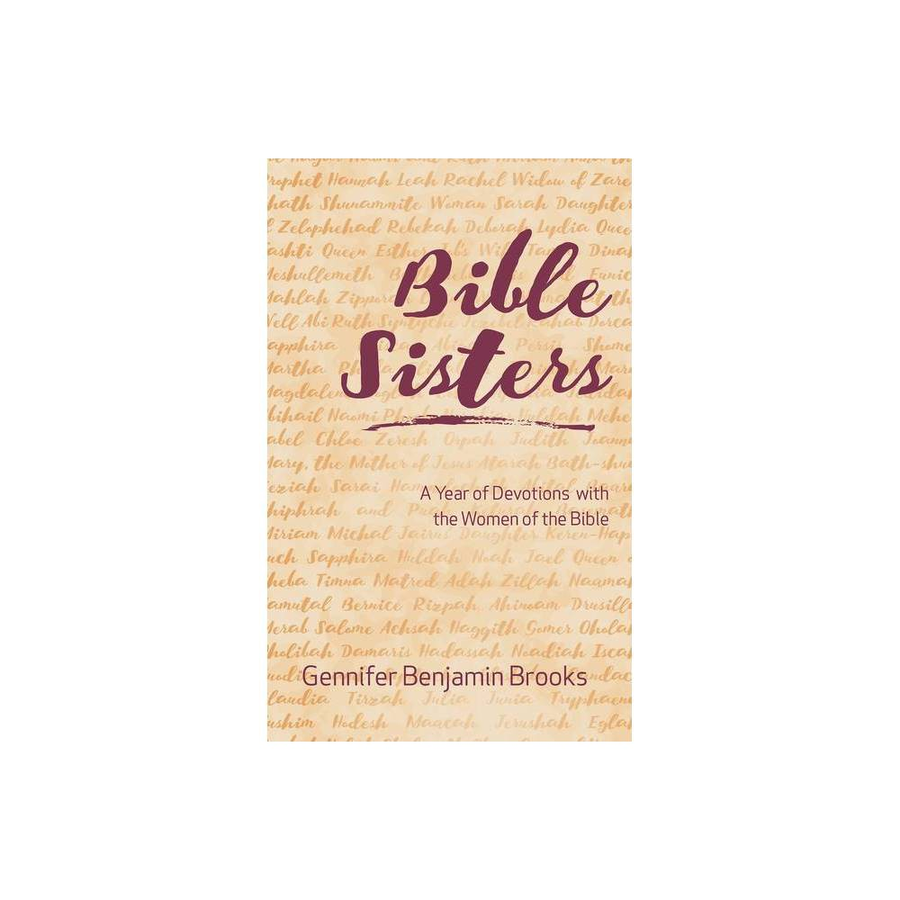 Bible Sisters By Gennifer Benjamin Brooks Paperback