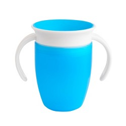 Munchkin Miracle 360 Sippy Cup - 7oz Blue