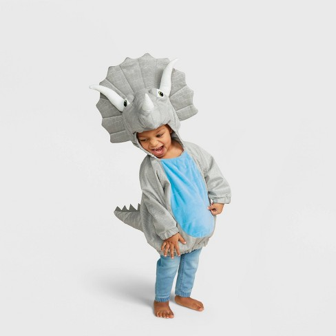 Baby Pullover Triceratops Halloween Costume - Hyde & EEK! Boutique™ - image 1 of 1
