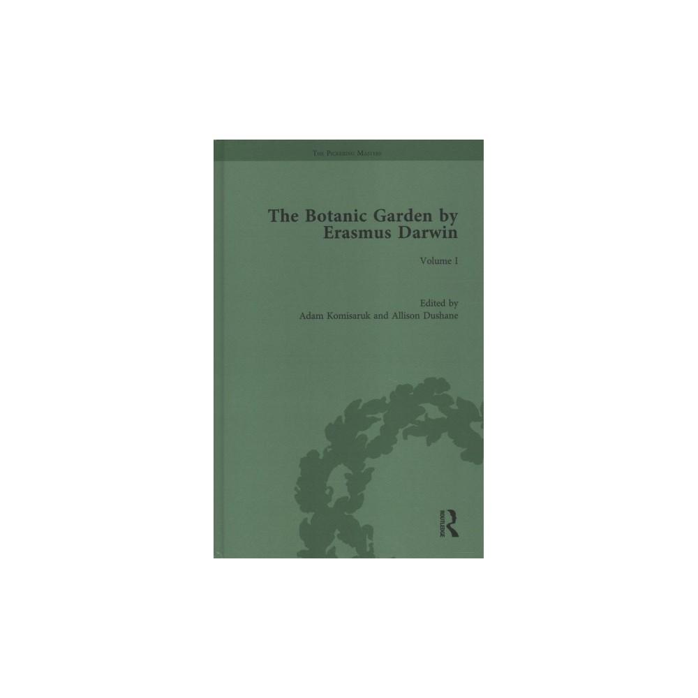 Botanic Garden by Erasmus Darwin (Vol 1) (Hardcover) (Adam Komisaruk)