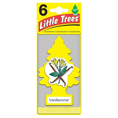 Little Trees® Vanillaroma Air Freshener 6pk - image 1 of 1