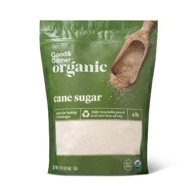 Organic Sugar - 4lbs - Good & Gather™
