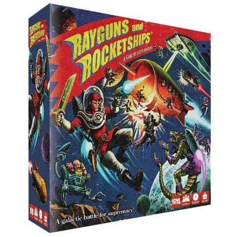 Rayguns and Rocketships Board Game - image 1 of 1