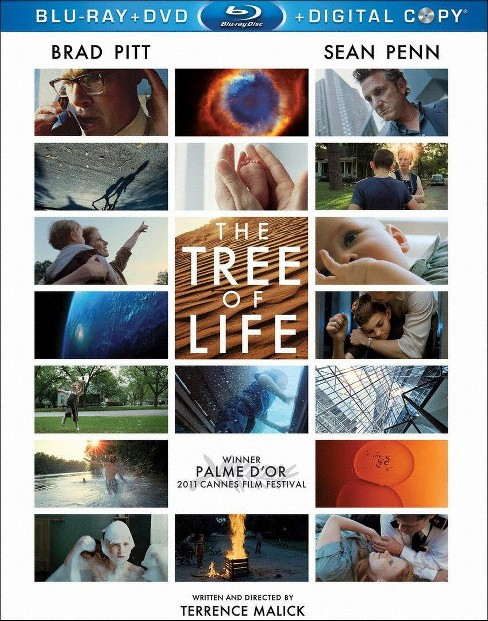The Tree of Life (Blu-ray/DVD) (Includes Digital Copy) - image 1 of 1