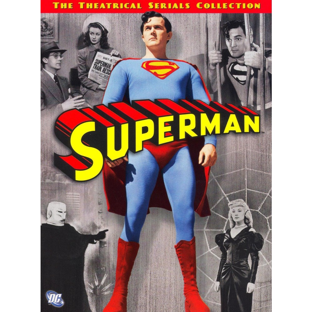 Superman Serials:1948 & 1950 (Dvd)