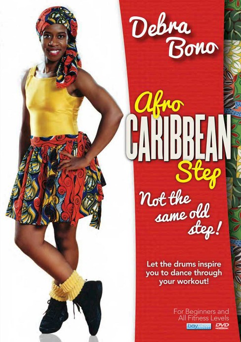 Afro Caribbean Step Aerobics With Deb (DVD) - image 1 of 1